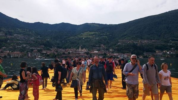 The Floating Piers 8