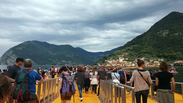 The Floating Piers 6