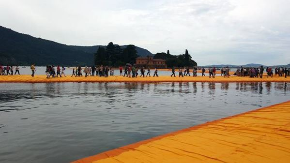 The Floating Piers 14