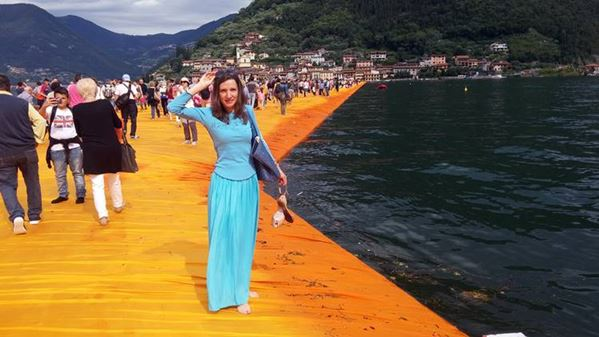 The Floating Piers 7