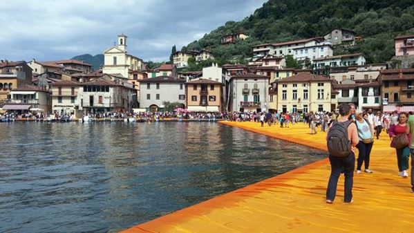 The Floating Piers 9
