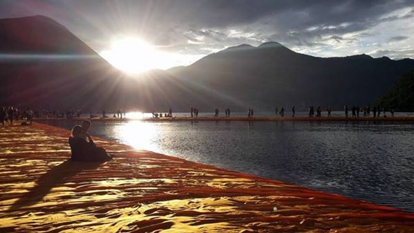 The Floating Piers 19