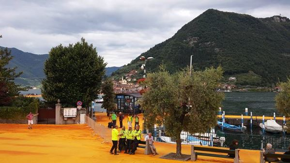 The Floating Piers 5